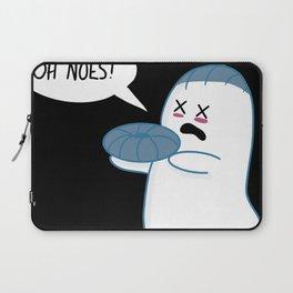 Little Ghost Beheaded Laptop Sleeve