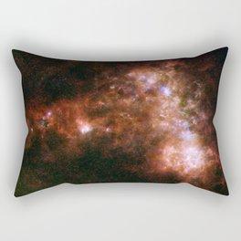 Small Magellanic Cloud, infared Rectangular Pillow