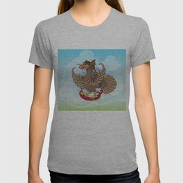 'Jatayu' or Eagle on the story of the Ramayana T-shirt