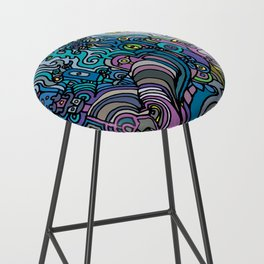 THE AFTERPARTY Bar Stool