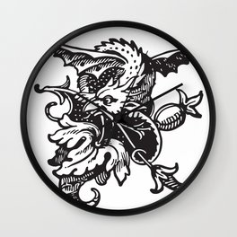 Legend Wall Clock
