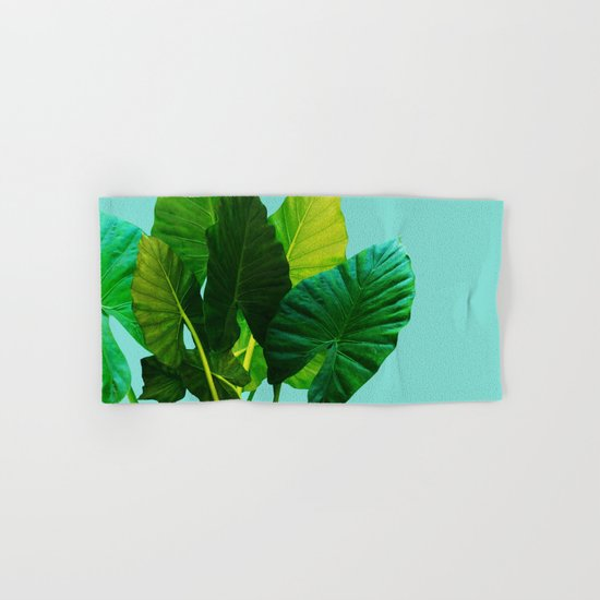 Urban Jungle Hand & Bath Towel