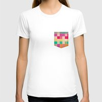 quilt T-shirts featuring quilt by spinL