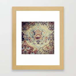 Pretty Persian 2 Framed Art Print