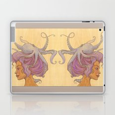The Octopus Mermaid 4 Laptop & iPad Skin