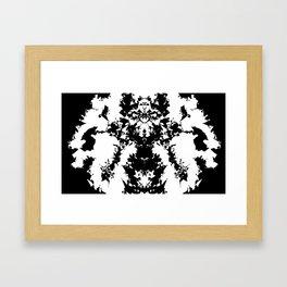 The Knight Framed Art Print