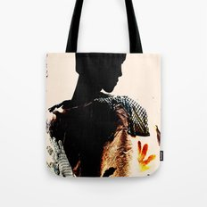 Vintage: The Mohican Tote Bag