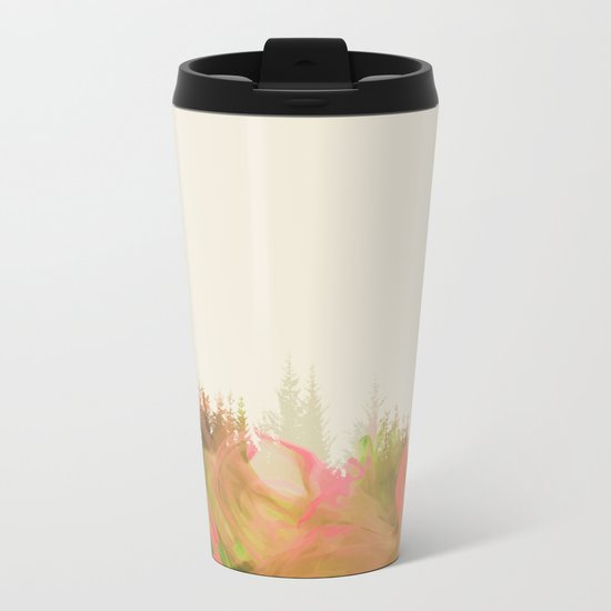 Trees #society6 #decor #buyart #lifetsyle Metal Travel Mug