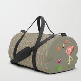 Flamingos Duffle Bag