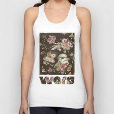 Botanic Wars Unisex Tank Top