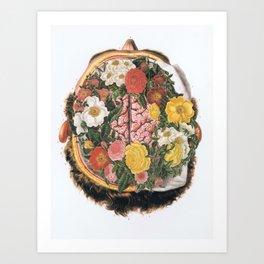 Labotomy Art Print