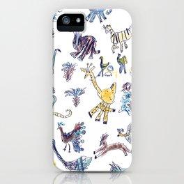 Zoo iPhone Case