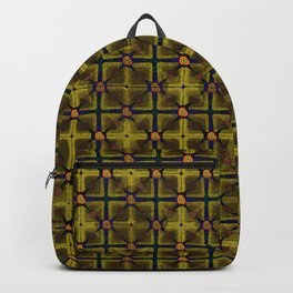Fungi abstraction Backpack