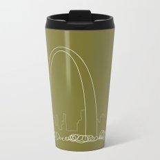 St. Louis by Friztin Travel Mug