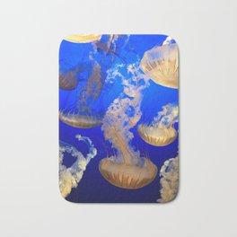 Sea Nettles Bath Mat