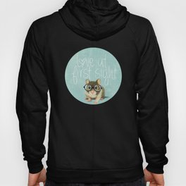 Little mouse in love Hoody
