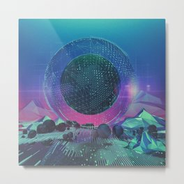 POC-S7 (everyday 07.11.16) Metal Print