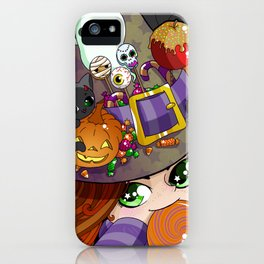 Candy Witch iPhone Case
