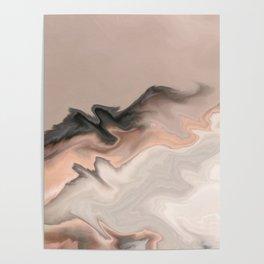 Marble Dream: a digital dreamscape Poster