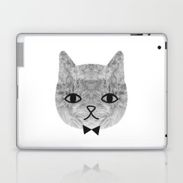 The sweetest cat Laptop & iPad Skin