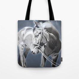 Baltazar II B&W Tote Bag