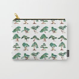 Bonsai Pattern Carry-All Pouch