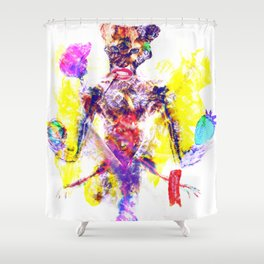 Brother Inside Me Shower Curtain