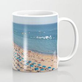 Albufeira beach Portugal Coffee Mug