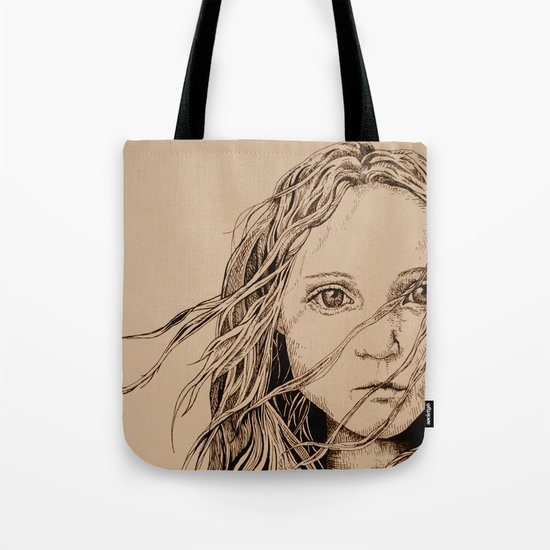 The Colour of Despair  Tote Bag