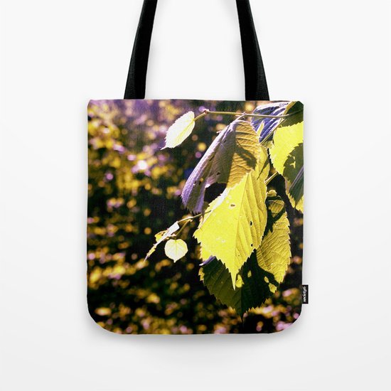 Let The Sun Shine Tote Bag