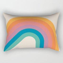 Boca Bending Bow Rectangular Pillow