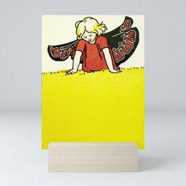 The Hilltop Line Mini Art Print
