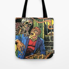Horror in the Dark - the Pre-Code Collection Tote Bag