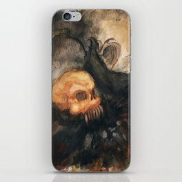 Death is Eminent   iPhone Skin