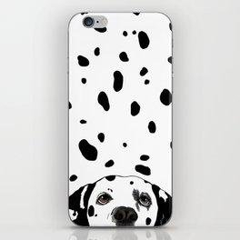 Dalmatian Spots iPhone Skin