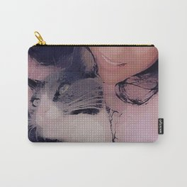Crazy cat lady/Mouny Carry-All Pouch