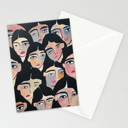 Women´s March Stationery Cards