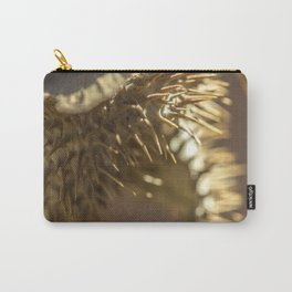 Thistle in Zion Carry-All Pouch