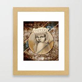 Sydney Summer by carographic Framed Art Print