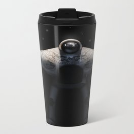 Maori Warrior Metal Travel Mug