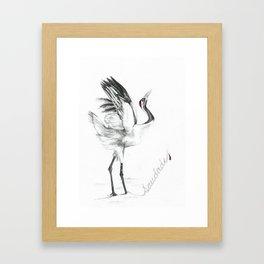 Saudade.1 Framed Art Print