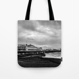 BRIGHTON PIER, UK Tote Bag