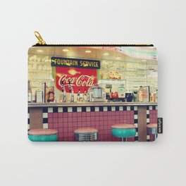 retro diner Carry-All Pouch