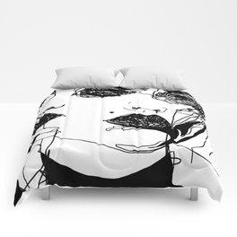 I r i s Comforters