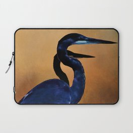 Great Blue Herons Laptop Sleeve