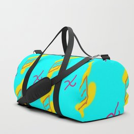 Cross Out Duffle Bag