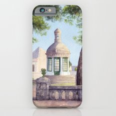 Tiny old mediterranean chapel Slim Case iPhone 6s