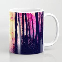 Path to Imagination : Mauve Pink Purple Coffee Mug