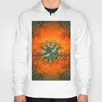 decorative Hoodies featuring Decorative design by nicky2342