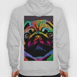 Pug Dog Hoody